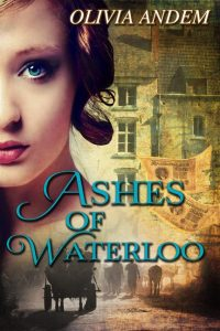 Ashes of Waterloo Cover